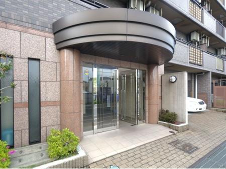 【エントランス】レーベンハイム西新井弐番館