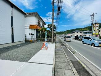 【前面道路含む現地写真】駿東郡清水町徳倉 3LDK