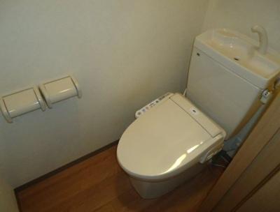 【トイレ】キャトル・セゾン