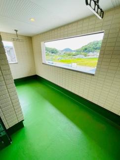 【バルコニー】駿東郡清水町徳倉 C号棟