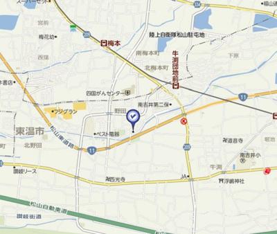 【周辺】シルエット野口 A・B