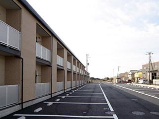 【駐車場】サンライズビューA