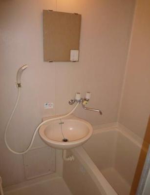 【浴室】第1カネヨシハイツ
