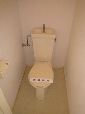 【トイレ】第1カネヨシハイツ