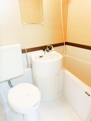 【浴室】ハイツ菅沼