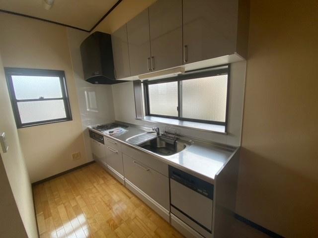 【キッチン】柳町1丁目住居付事務所