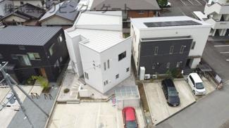 甲府市里吉の平成26年築 オール電化住宅・敷地面積90坪超です。