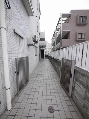 【エントランス】第六倉田ハイツ