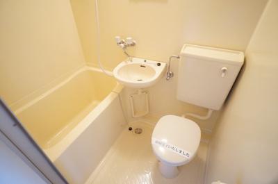 【浴室】グレンジ