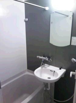 【浴室】ルーブル飯田橋
