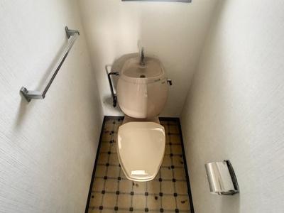 【トイレ】スカイハイツ