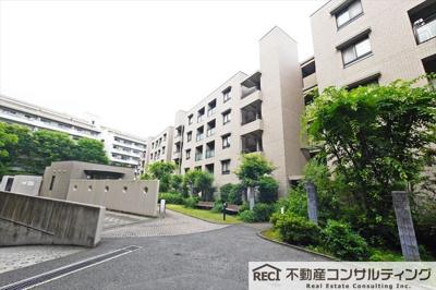 【周辺】東急ドエル・アルス御影鴨子ヶ原北棟