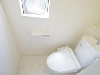 2Fのトイレです。