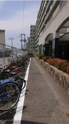 【駐輪場】エバーライフ博多駅南