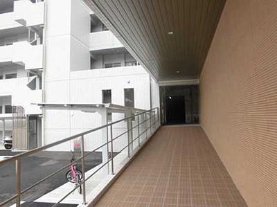 【エントランス】ウイング三滝観音台