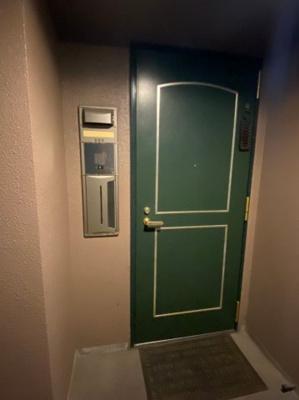 【玄関】下大利中央パークホームズ