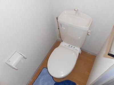【トイレ】ディアス南斎院・