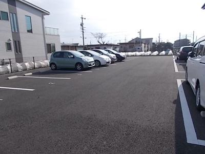 【駐車場】セッラ・アマーレ A棟