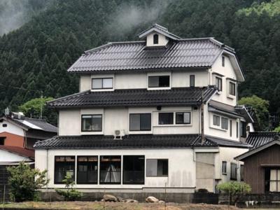 【外観】鳥取市用瀬町鷹狩 中古戸建て