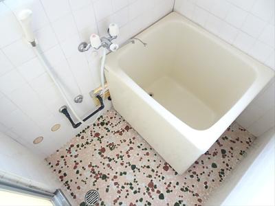 【浴室】清水荘