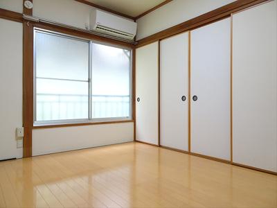 【寝室】清水荘