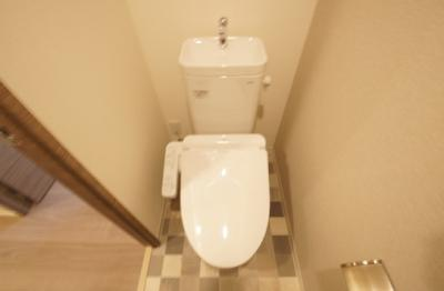 【トイレ】ルネフラッツ浅草