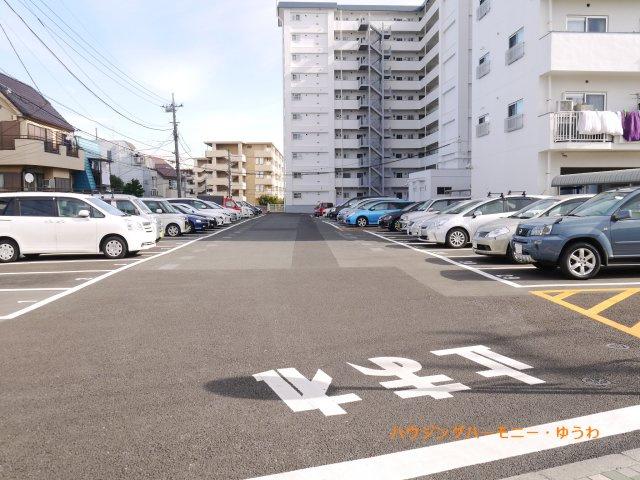 【駐車場】パシフィック武蔵野台ニューハイツ