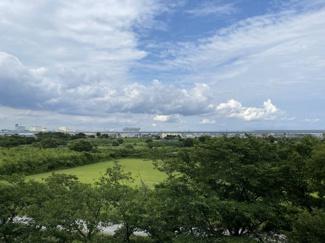 【眺望】富士山が一望できる開放的な眺望