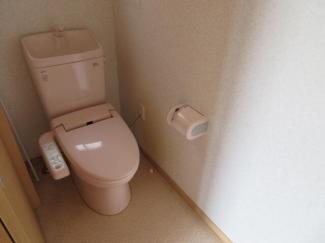 【トイレ】野洲市吉地 中古戸建
