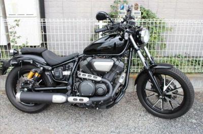 大型バイク1台駐輪無料