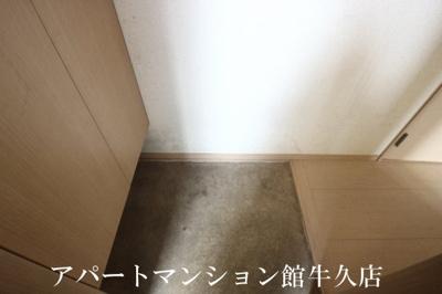 【玄関】リビングタウンひたち野C