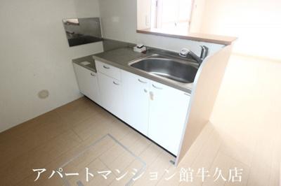 【キッチン】リビングタウンひたち野C