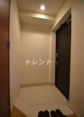 【玄関】ユニデン八丁堀レジデンス