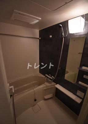 【浴室】ユニデン八丁堀レジデンス