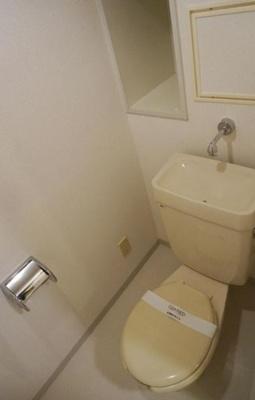 【トイレ】けやき通り北八番館