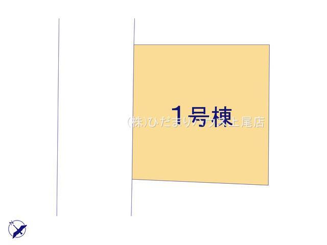 【区画図】西区中野林 2期 新築一戸建て グラファーレ 01