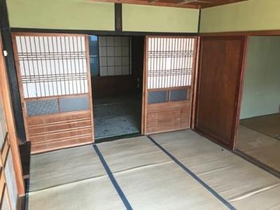 【和室】鳥取市雲山 中古戸建て
