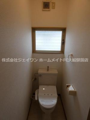 【トイレ】ブランドールカマクラ