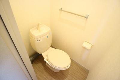 【トイレ】ハイツ・カトレア