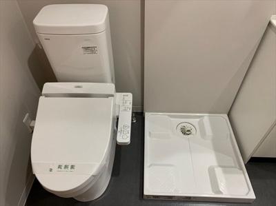 温水洗浄トイレ☆
