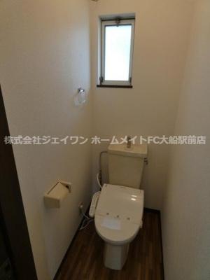 【トイレ】パレスカマクラ