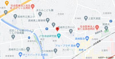 【地図】レリーサ真上 (株)Roots