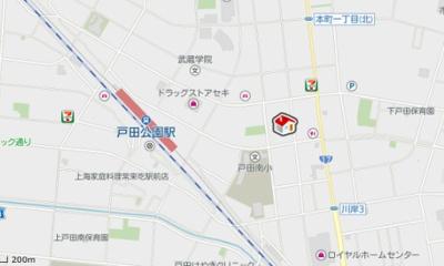 【地図】レオパレスkeyakiya(51763-106)