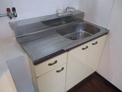 【キッチン】ロイヤルコーポラス