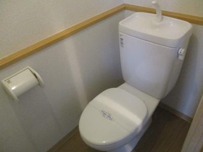 【トイレ】ロイヤルコーポラス