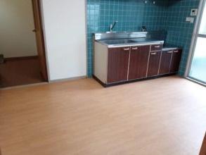 【キッチン】ハイツ中島