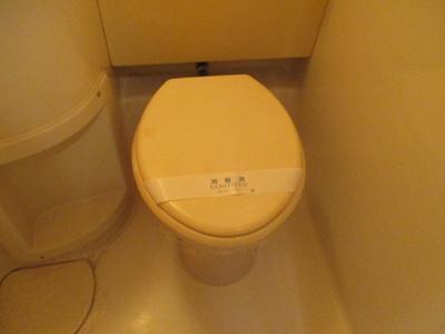 【トイレ】グランビルド松