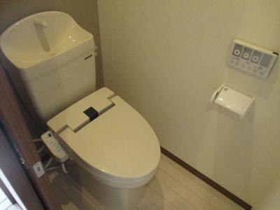 【トイレ】アルデプラザ