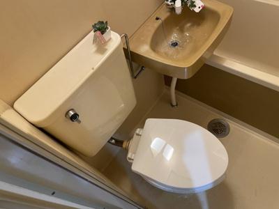 【浴室】グレース岸里