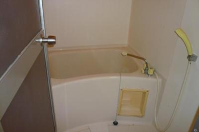 【浴室】グランピア萬翠園